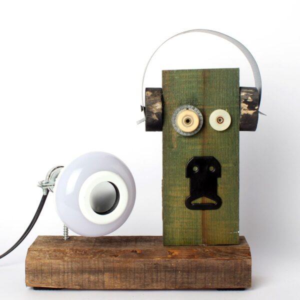 Bluetooth Hoparlör & Lamba