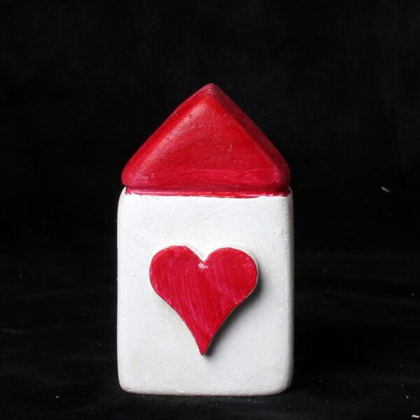Kalpli Ev – Kırmızı