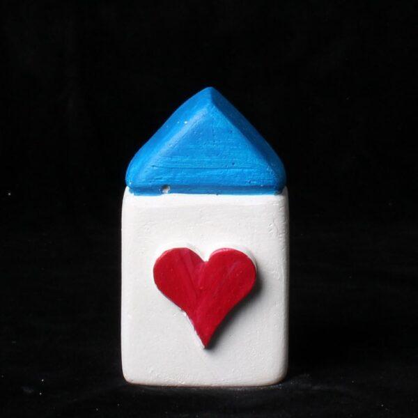 Kalpli Ev – Mavi