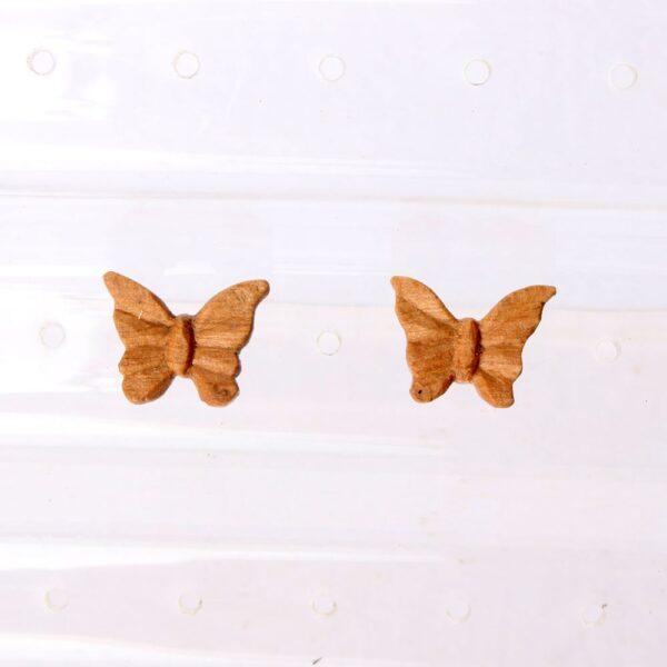 Nokta Küpe – Kelebek