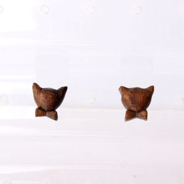 Nokta Küpe – Kedi