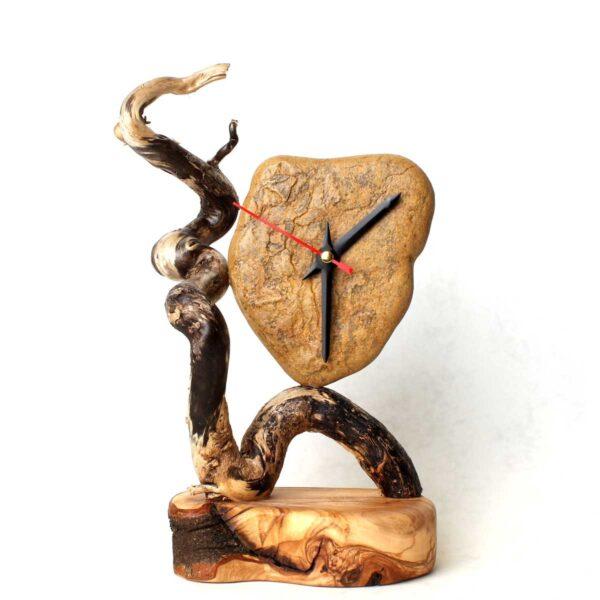Taş & Ağaç Saat