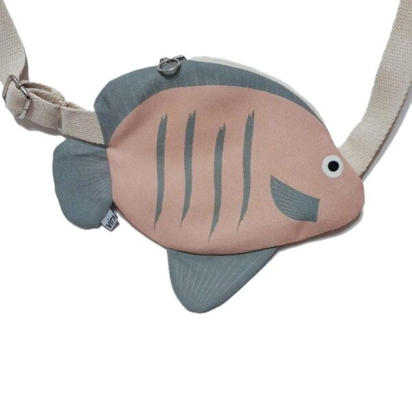 Flame Angelfish – Fanny Pack