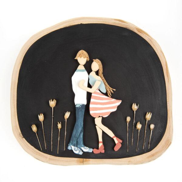 Duvar Panosu – Seni Seviyorum