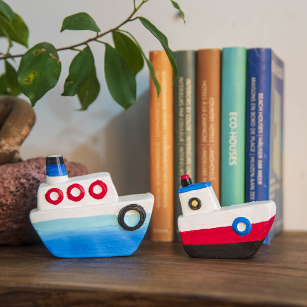 Neşeli Gemiler – 2'li