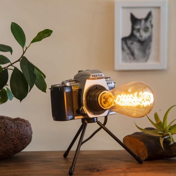 Foto Lamba – Pentax MZ5