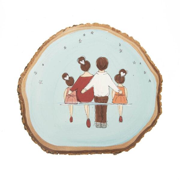 Duvar Panosu – Kızlarımızla