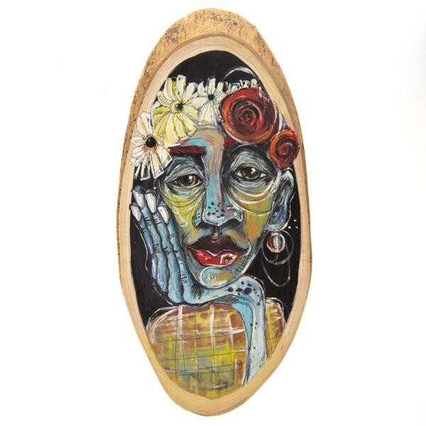 Duvar Panosu – The Face
