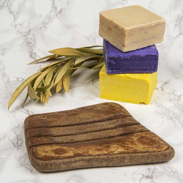 Taş Sabunluk – Sabun Hediyeli