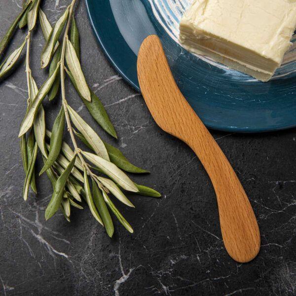 Ağaç Kahvaltı Bıçağı – Kayın