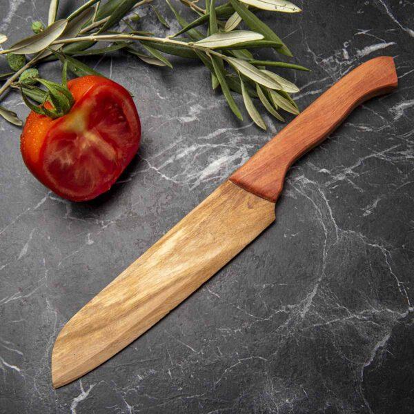 Ağaç Bıçak – Karaağaç & Okaliptus