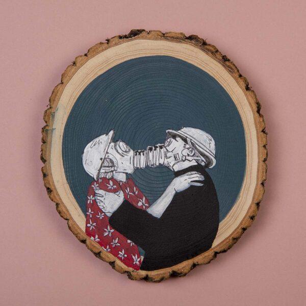 Duvar Panosu – Kiss