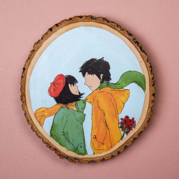 Duvar Panosu – Aşk