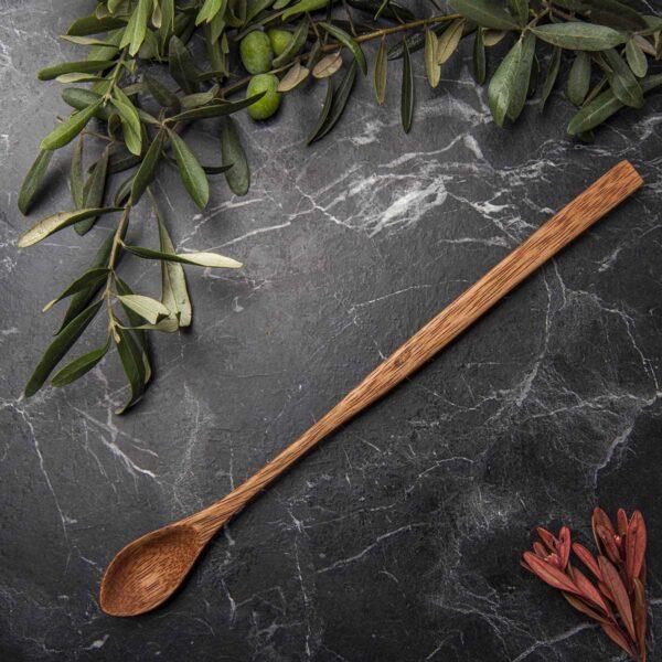 Ağaç Kahve & Sos Kaşığı – Sapelli