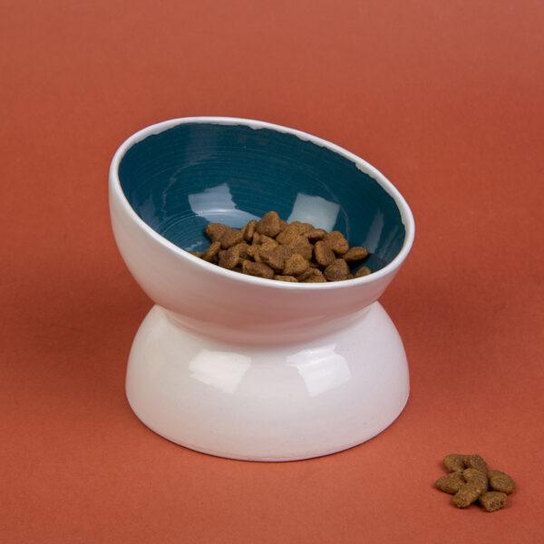 Seramik Mama Su Kabı – Kedi & Köpek