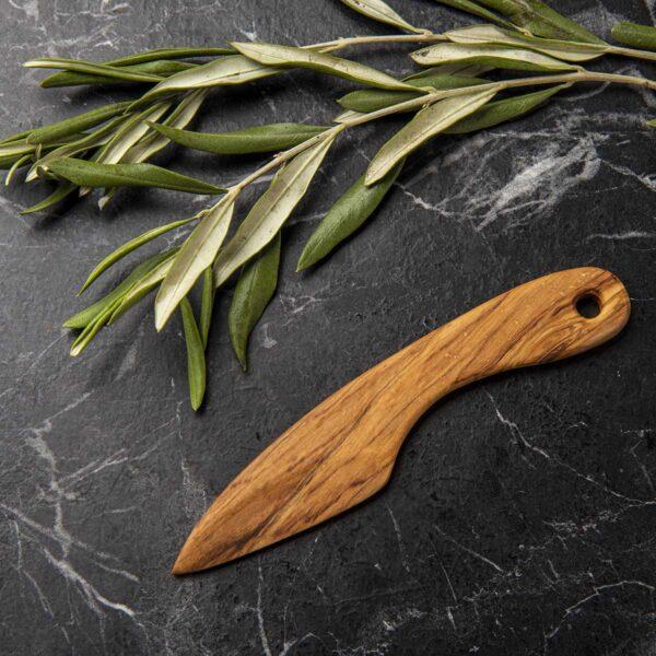 Ağaç Kahvaltı Bıçağı – Zeytin