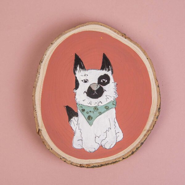 Duvar Panosu – Köpek