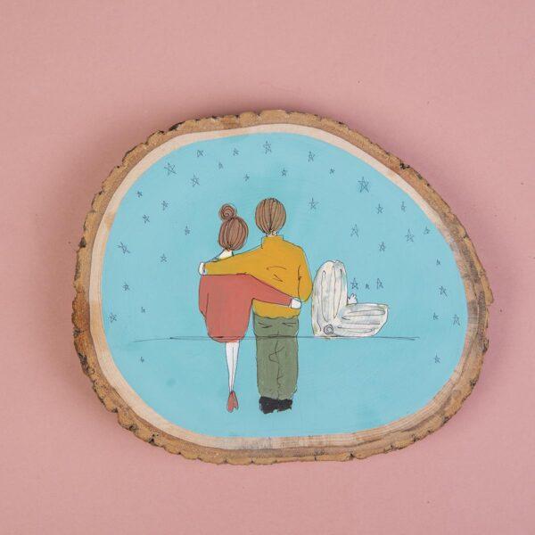 Duvar Panosu – Bebeğimizle