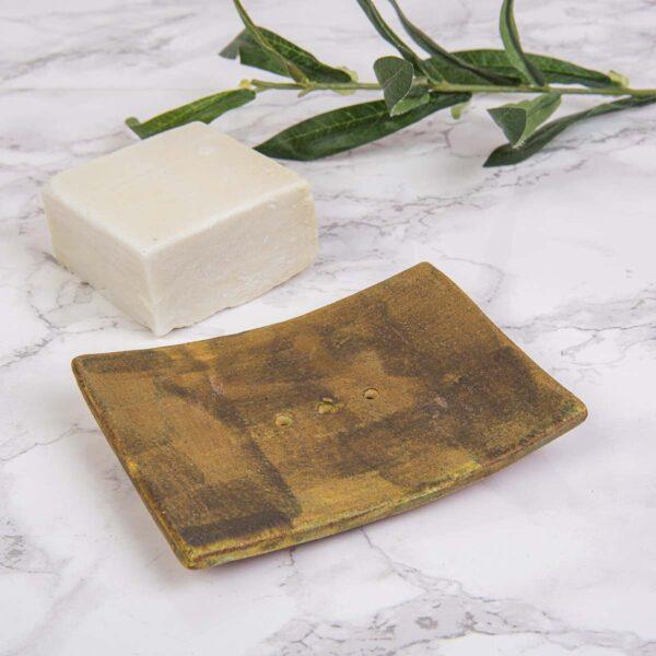 Seramik Sabunluk – Sabun Hediyeli