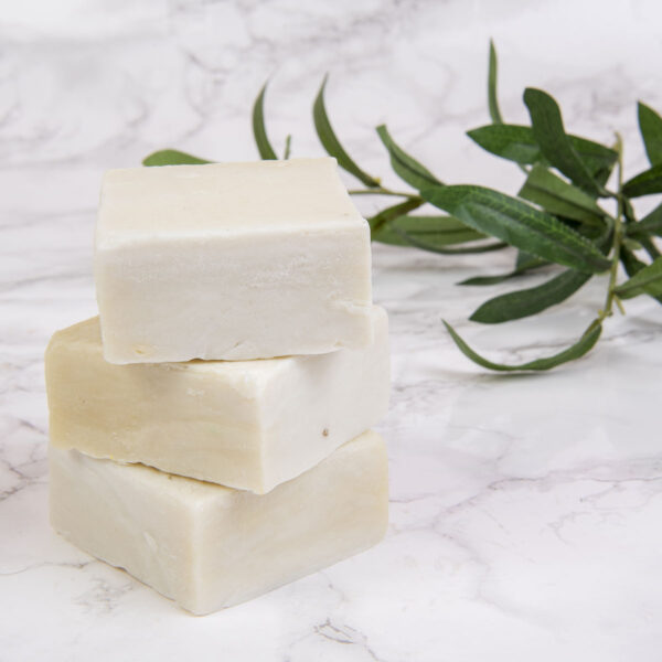 Zeytinyağlı Keçi Sütlü Sabun – 3'lü