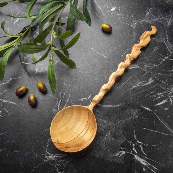 Ağaç Kaşık – Zeytin