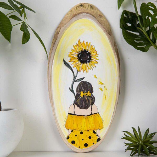 Duvar Panosu – Sun Flower