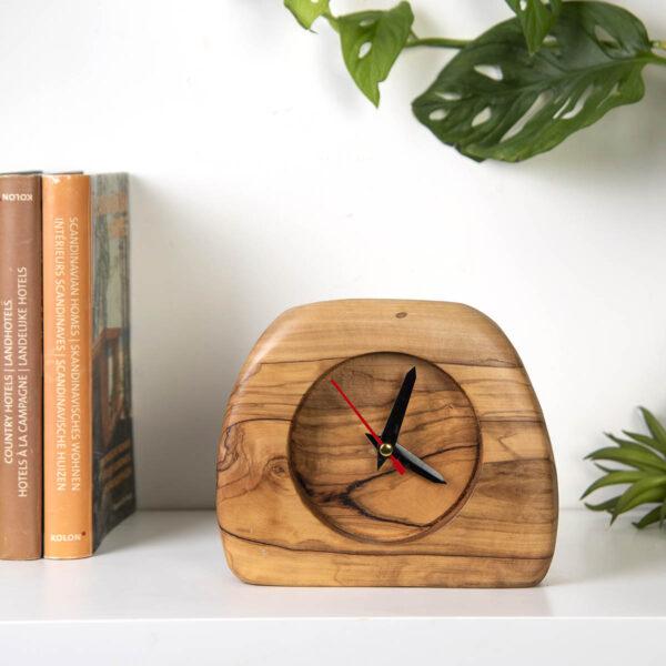 Ağaç Saat – Zeytin