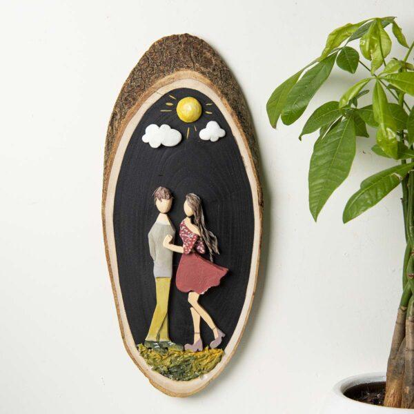 Duvar Panosu – Aşk ve Dans