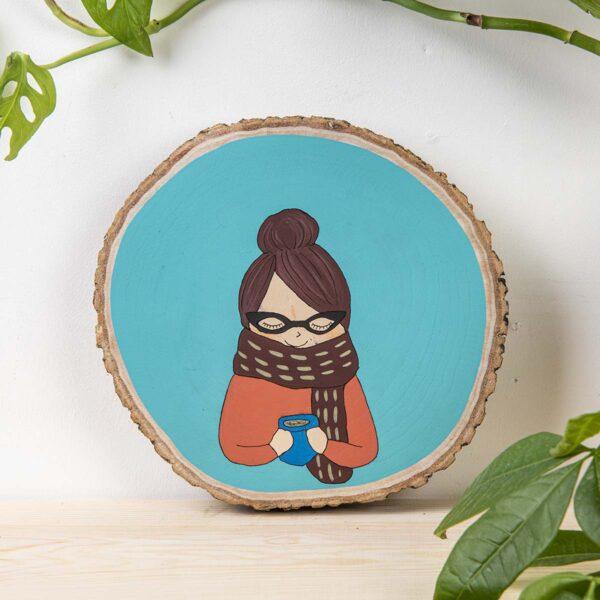 Duvar Panosu – Kahve Keyfim