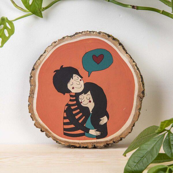Duvar Panosu – Love