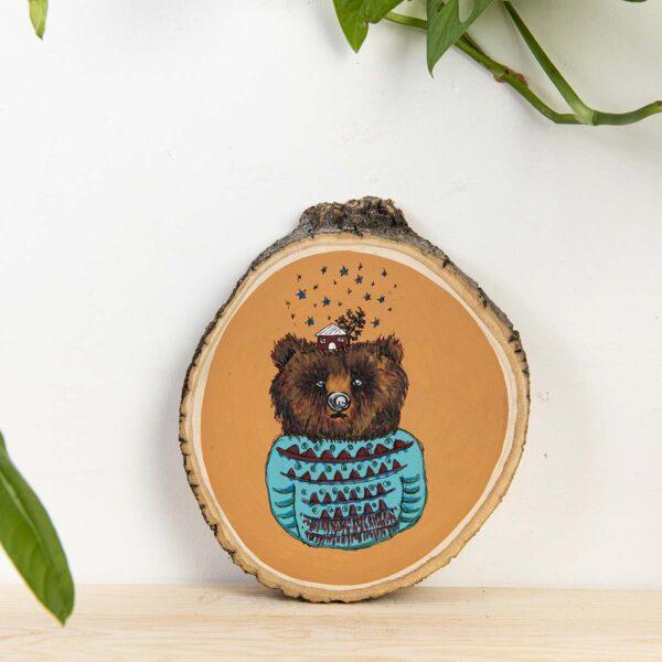 Duvar Panosu – The Bear