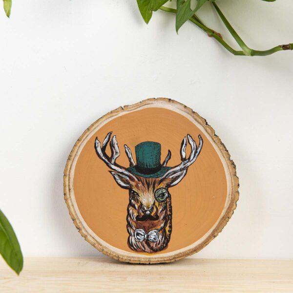 Duvar Panosu – The Deer