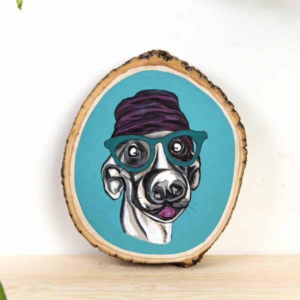 Duvar Panosu – The Dog