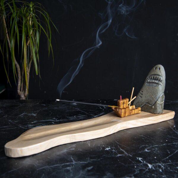 Taş & Ağaç Tütsülük – JAWS – Tütsü Hediyeli