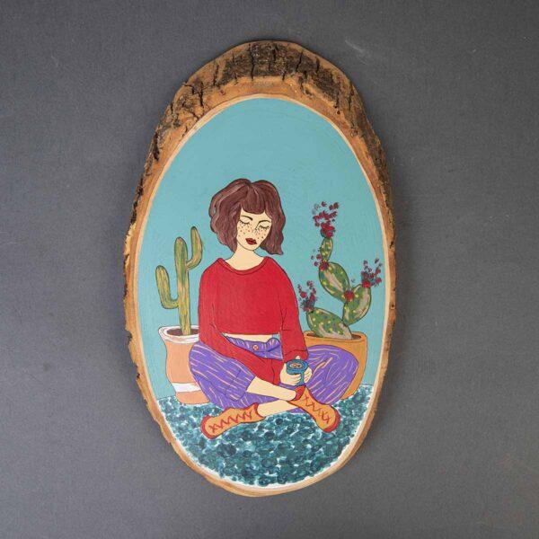 Duvar Panosu – Peaceful