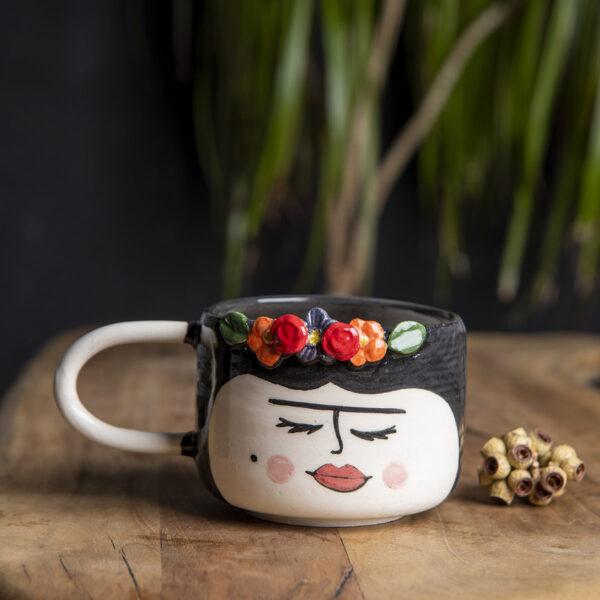 Seramik Kupa – Frida