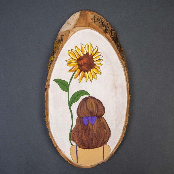 Duvar Panosu – Sunflower