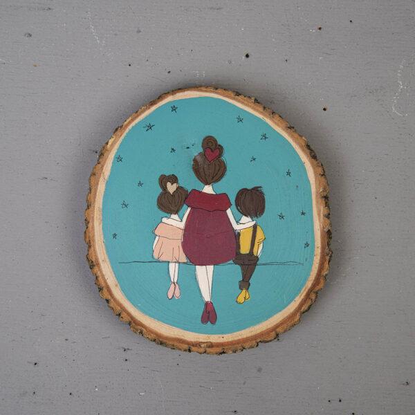 Duvar Panosu – Çocuklarımla