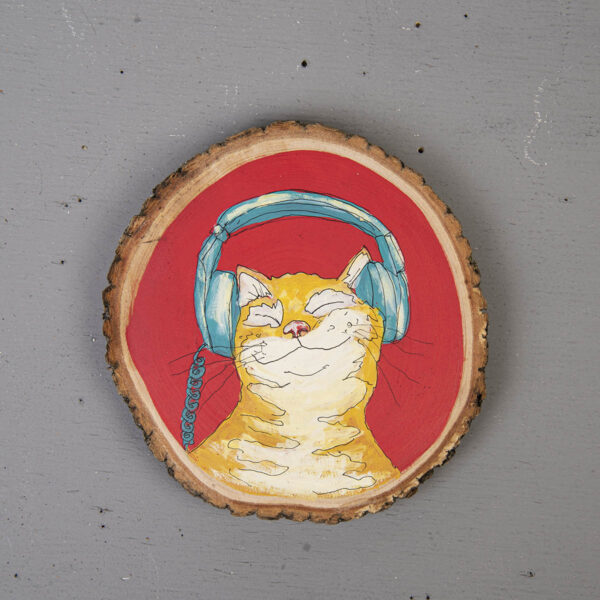 Duvar Panosu – Kedi