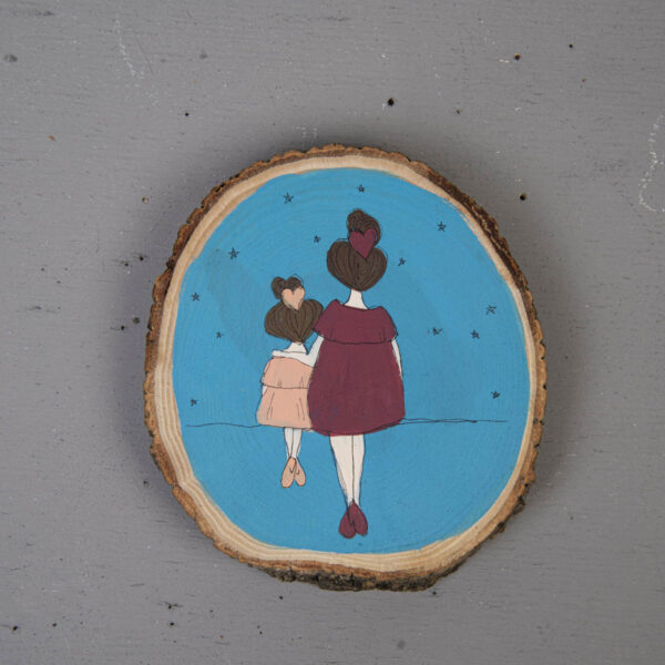 Duvar Panosu – Kızımla