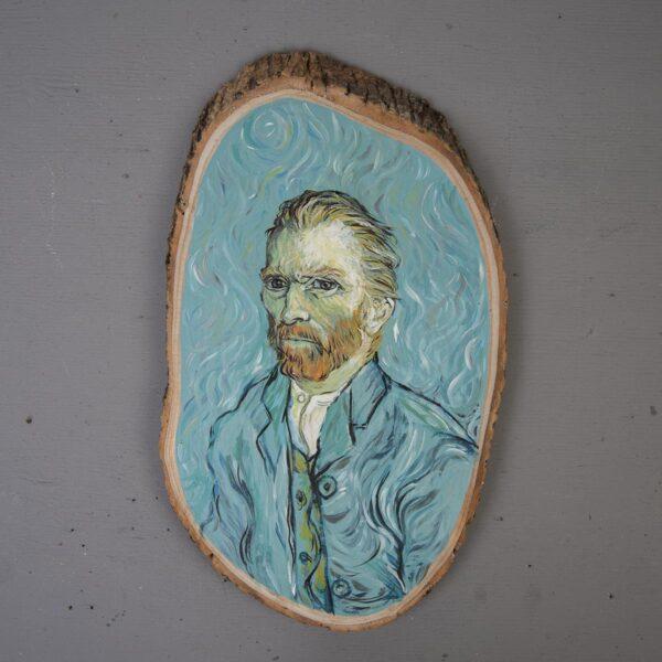 Duvar Panosu – Vincent van Gogh Portresi
